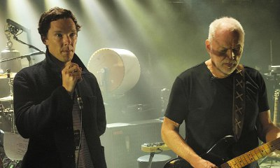 Watch Benedict Cumberbatch's Full Performance With Pink Floyd's David Gilmour at London Concert