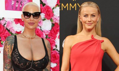 Amber Rose Responds to Julianne Hough's Apology Over 'DWTS' Body Shame Comments