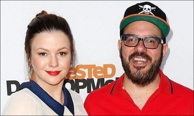Amber Tamblyn Expecting Her First Child With David Cross