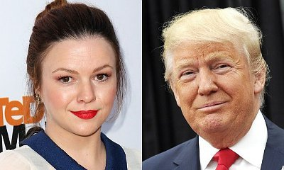 Amber Tamblyn Shares Sexual Abuse Story in Response to Donald Trump's Sexist Comments