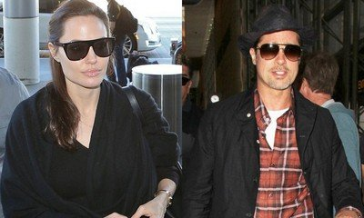 Angelina Jolie and Her Kids Are Interviewed by FBI, Brad Pitt Asks Jon Voight's Advice on Divorce