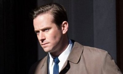 New 'J. Edgar' Set Photos Ft. Leonardo DiCaprio's On-Screen Lover Armie Hammer