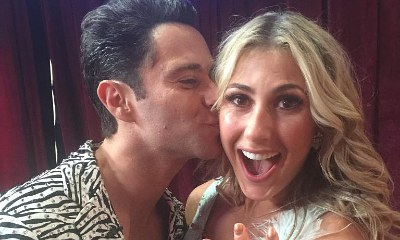 'DWTS' Pro Emma Slater Shows Off Engagement Ring. And Guess What, She Picked It Herself