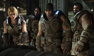 'Gears of War' Movie Is Back in the Works at Universal