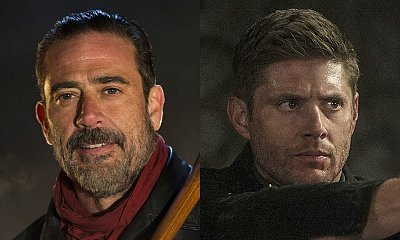 These Jeffrey Dean Morgan-Jensen Ackles' Tweets Are Perfect 'Walking Dead'-'Supernatural' Crossover