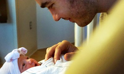 Kevin Jonas Makes You Fall in Love With His Baby Girl Too With This First Pic of Valentina