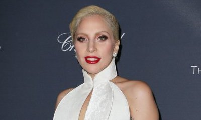 Lady GaGa Ditches Bra in Wet T-Shirt and Bares Her Butt in Racy Daisy Dukes