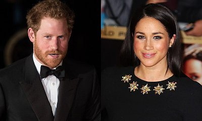 How long were prince harry and meghan markle dating