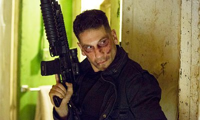 The Punisher Shows His Other Side, Saves a Man in New Set Photos