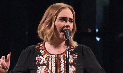 Watch Adele's Hilarious Reaction as a Bat Crashes Her Concert