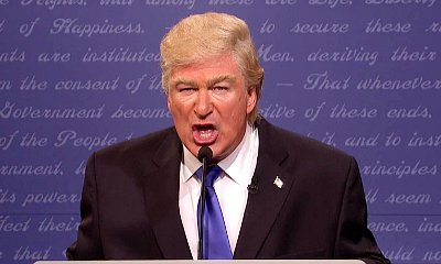 Alec Baldwin Set to Return as Trump on 'Saturday Night Live' This Weekend