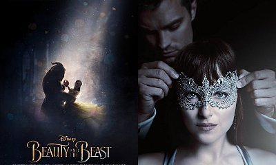 'Beauty and the Beast' Surpasses 'Fifty Shades Darker' for Most Viewed Trailer