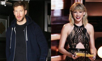 No More Bad Blood? Calvin Harris Thanks Taylor Swift for 'This Is What You Came for' Success