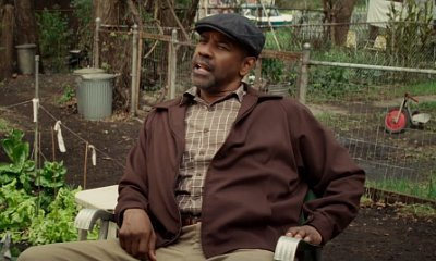 Denzel Washington Gets Emotional in New Trailer for Oscar-Worthy 'Fences'