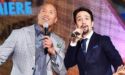 Dwayne Johnson and Lin-Manuel Miranda Perform Their Duet at 'Moana' World Premiere