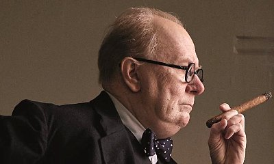 Gary Oldman Is Unrecognizable as Winston Churchill in 'Darkest Hour' First Pic