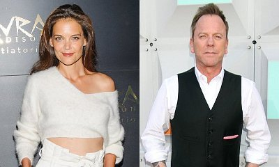 Katie Holmes Hooking Up With Kiefer Sutherland After Her 'Harsh' Split From Jamie Foxx