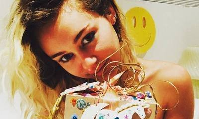 Liam Hemsworth Gets Miley Cyrus Another Huge Ring From for Her 24th Birthday