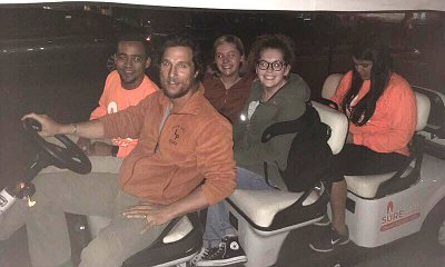 Matthew McConaughey Surprises College With a Safe Lift Home