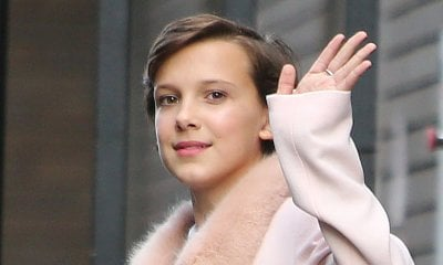 See 'Stranger Things' Star Millie Bobby Brown Parodying Adele While Ordering Starbucks