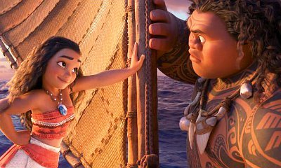 'Moana' Wins Thanksgiving Weekend Box Office With $81M Debut