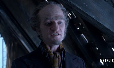 Netflix's 'A Series of Unfortunate Events' Teaser: Meet the Sinister Count Olaf