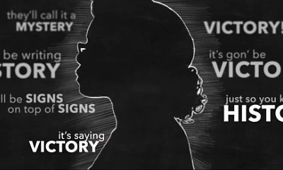 Watch Pharrell Williams and Kim Burrell's 'I See a Victory' Lyric Video