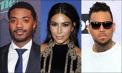 Ray J Disses Kim Kardashian and Her Family on New Song 'Famous' Featuring Chris Brown