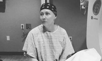 Shannen Doherty Crying During 'Full Panic Attack' Before CT Scan