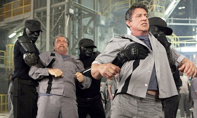 Sylvester Stallone Plotting Another Prison Break in 'Escape Plan 2'