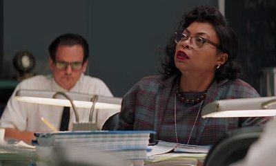 Taraji P. Henson Fights for Equality in New 'Hidden Figures' Trailer