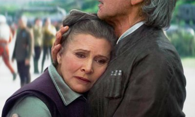 Carrie Fisher's Leia Has Larger Role in 'Star Wars Episode VIII'