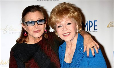 Debbie Reynolds 'Under So Much Stress' After Daughter Carrie Fisher's Death