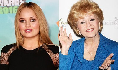 Debby Ryan Responds to Mourning Fans Mistaking Her for Debbie Reynolds