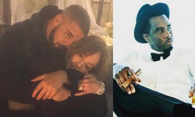 Drake Is Using J.Lo to Get Back at P. Diddy, According to Funkmaster Flex