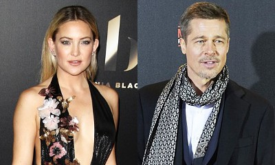 Kate Hudson Reportedly Pregnant With Brad Pitt's Baby
