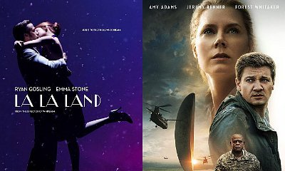 'La La Land' and 'Arrival' Among AFI's Top Ten Movies of 2016