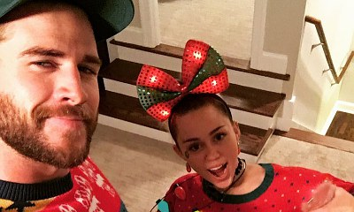 Liam Hemsworth Shares Rare Instagram Pic With Miley Cyrus to Celebrate Christmas