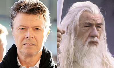 'Lord of the Rings' Casting Director Confirms David Bowie Was Eyed as Gandalf
