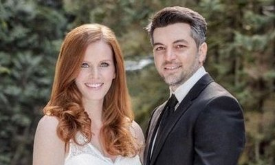 Pics: 'Once Upon a Time' Star Rebecca Mader Gets Hitched!
