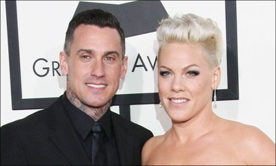 Pink and Carey Hart Welcome Second Child - See First Pic of Their Baby Boy