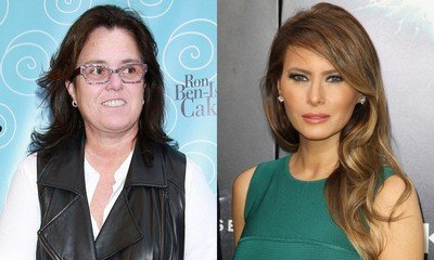 Rosie O'Donnell Apologizes to Melania Trump After Speculating If Barron Is Autistic