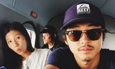 'Walking Dead' Star Steven Yeun Is Expecting First Child With Wife Joana Pak
