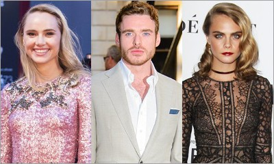 Suki Waterhouse Reportedly Dating Richard Madden, but Cara Delevingne Not Happy About It