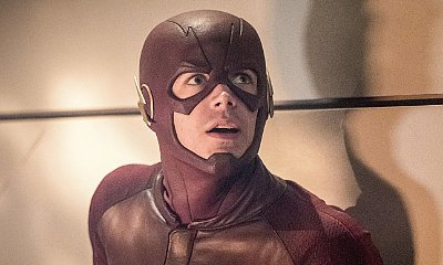 New 'The Flash' Set Photos Reveal New Villain and a Mysterious Character