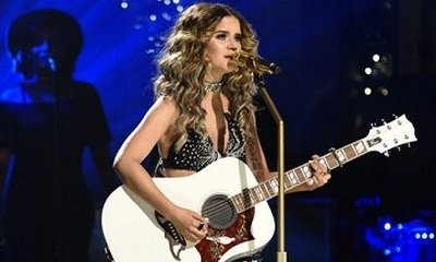 Video: Maren Morris Performs on 'SNL' for First Time