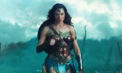 'Wonder Woman' Unleashes New Explosive Photo