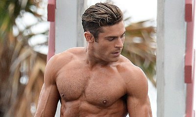 Zac Efron Goes Shirtless in Teaser Trailer for 'Baywatch'