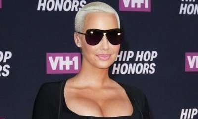 Amber Rose Rules Out Dating Bisexual Man and Explains Why