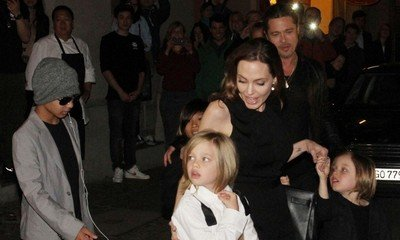 Angelina Jolie and Kids Celebrate NYE in Colorado as Brad Pitt's Left 'Broken and Tearful'